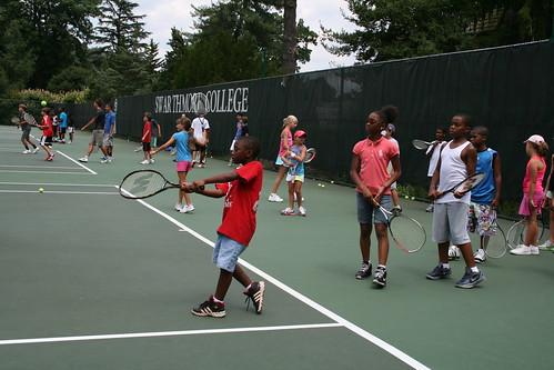 Tennis Pro James Blake