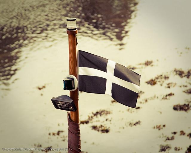 Kernow Flag