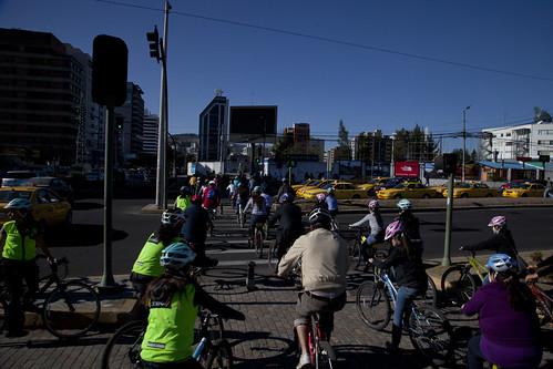 Al trabajo en bici xvii quito ecuador 9 de agosto - Ministerio relaciones exteriores ecuador ...