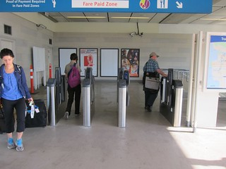 Faregates at King Edward | by Stephen Rees