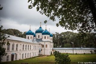 Литургия в Юрьевом монастыре 210