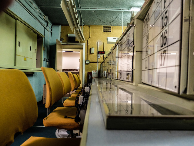 York Cold War Nuclear Bunker