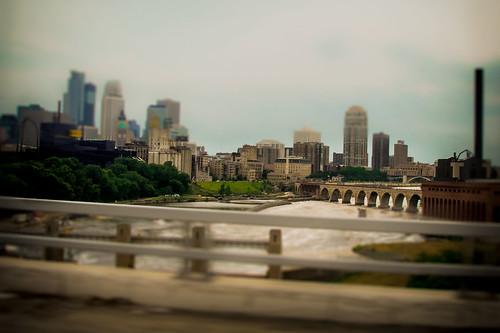 Dreary Minneapolis