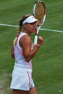 Angelique Kerber wins | by Carine06