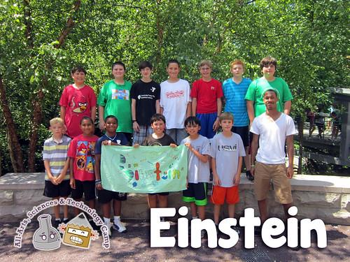 Einstein | by allartscamp