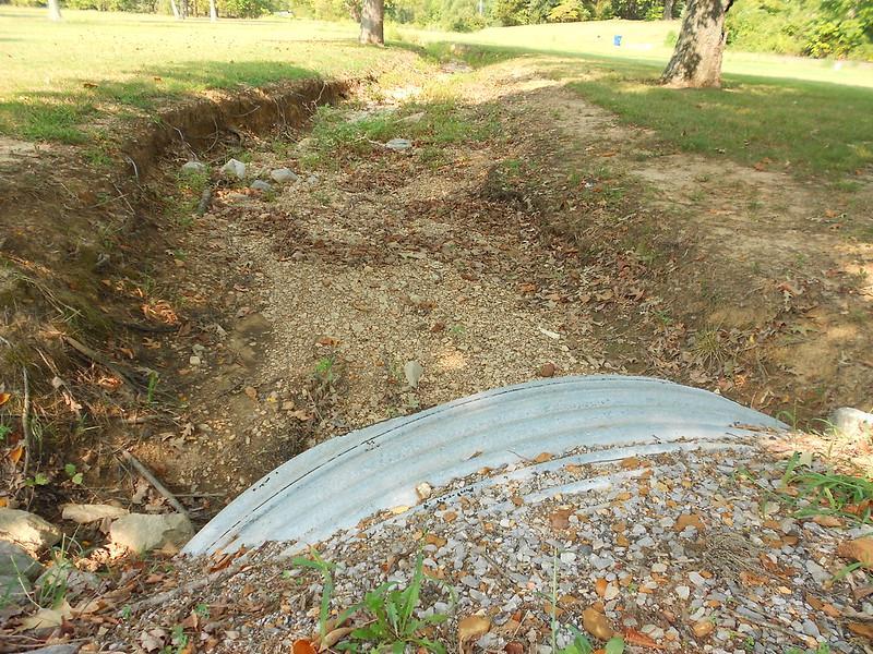 Drought creek