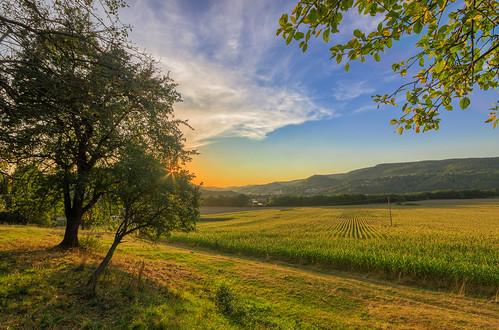 sunset panorama germany thüringen sonnenuntergang sigma1020mm badblankenburg pentaxk5