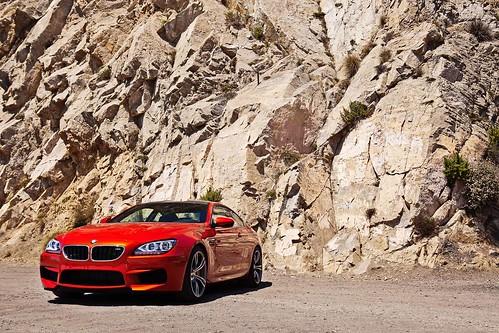 2013_BMW_M6_Coupe...22 Photo