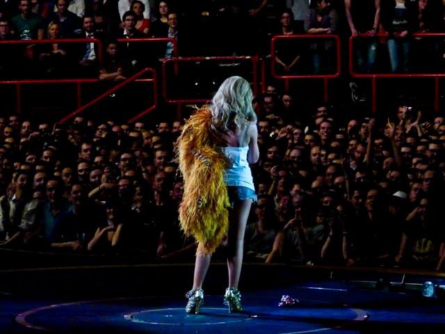 Kylie Minogue - Aphrodite - Les Folies Tour 2011 - Bercy, Paris (2011)