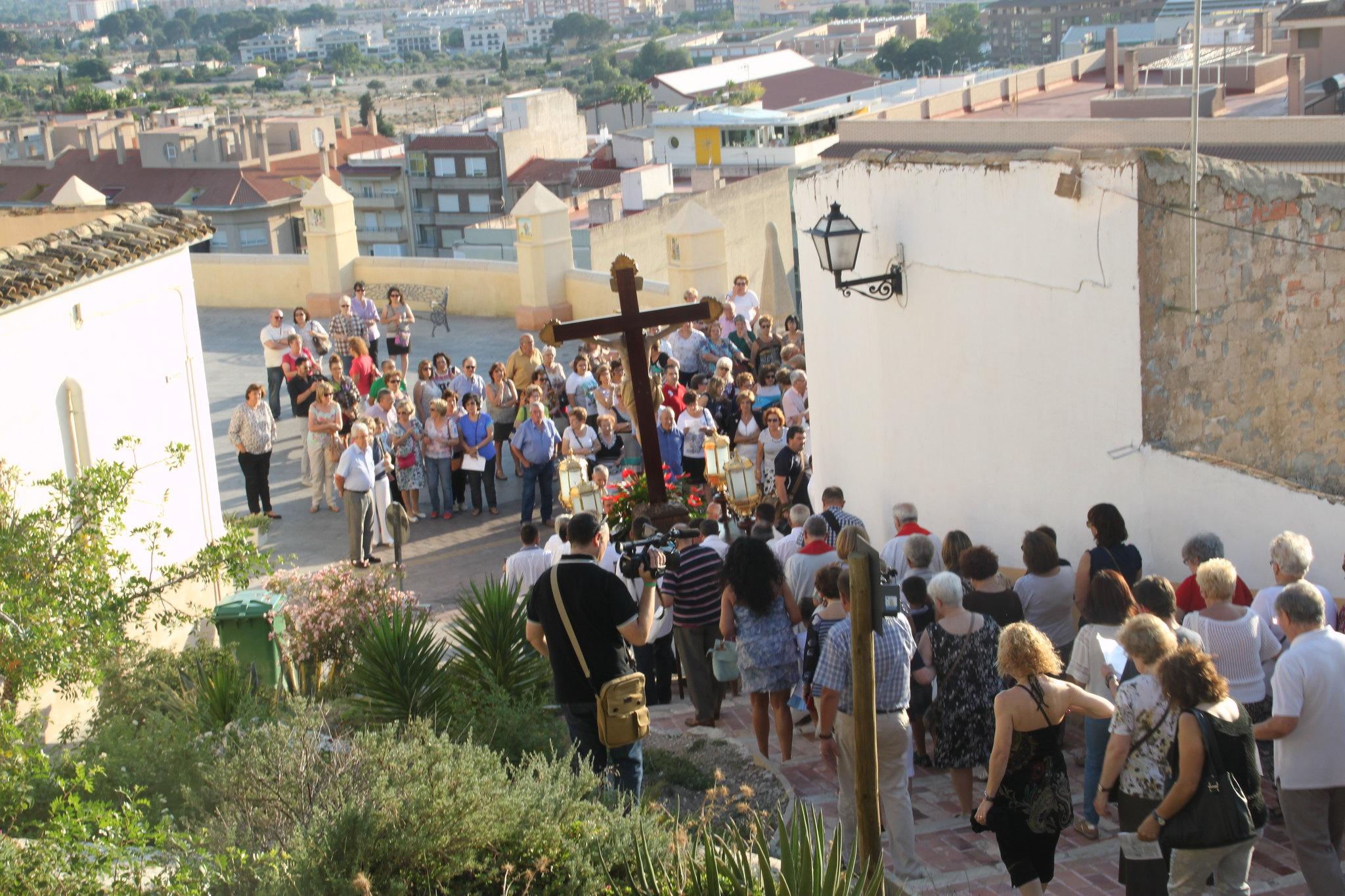 (2015-06-26) - Vía Crucis bajada - Javier Romero Ripoll  (166)