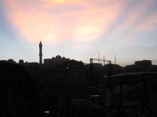africa light sunset uganda kampala