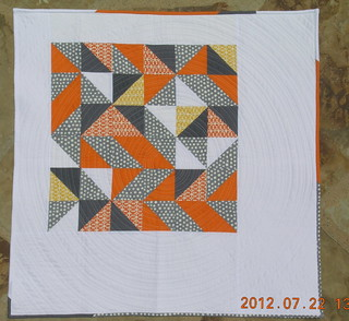 Any Road Quilt- Finished