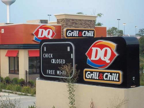 53/365/1514 (August 3, 2012) - DQ Grill & Chill (Mount Vernon, Ohio) | by cseeman