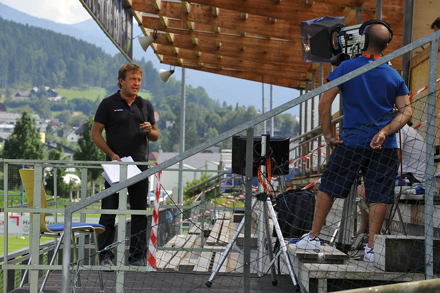 AS Roma ASR Football Camp Styria ATV Irdning Austria Copyright 2012 B. Egger :: eu-moto images 9320