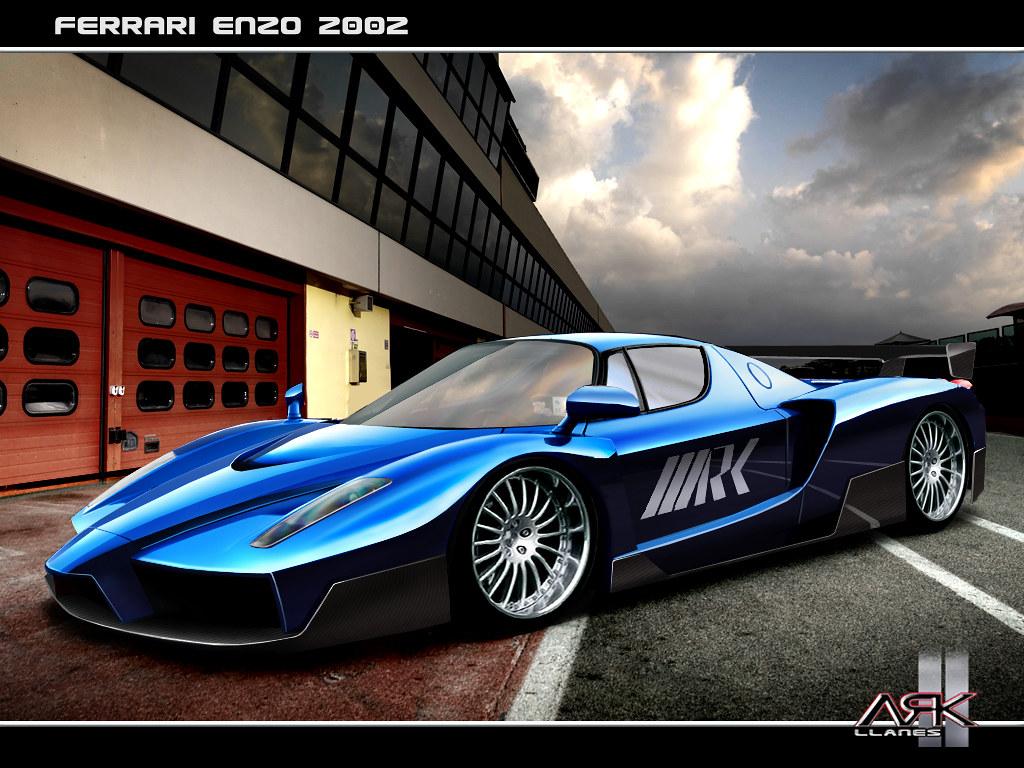 41 Wallpaper Ferrari Enzo Tuning By Ark Llanes Ark Llanes Flickr