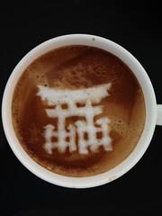Today's latte, Jinja2.