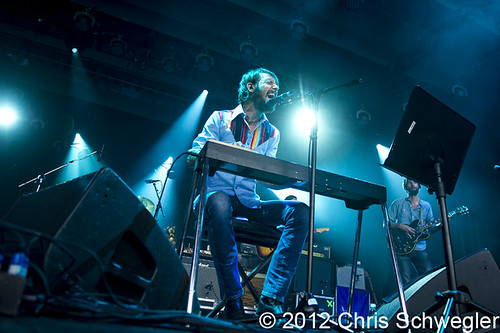 Band Of Horses @ Meadow Brook Music Festival, Rochester Hills, MI - 08-14-12 | by schwegweb