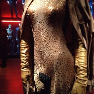 enough sequins? nahhhh. #gaultier | by sarahwulfeck