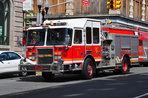 Trenton Fire Department Engine 1 | by Triborough