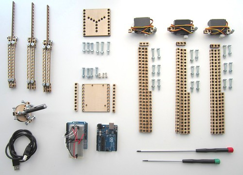 Bitbeambot Kit | by jrhugs