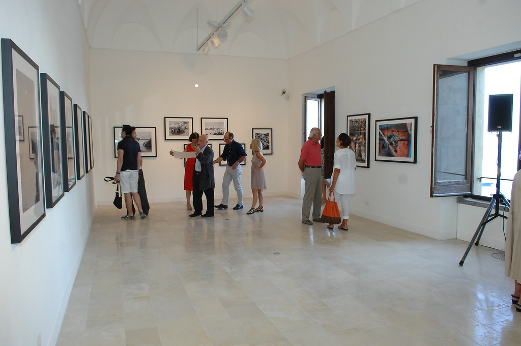 Inaugurazione Festival della fotografia, IV edizione | 7 luglio 2012, Certosa di San Giacomo, Capri
