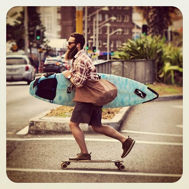 Bondi Hip #atbondi #bondi #seeaustralia #sydney #skate #surf #hipster