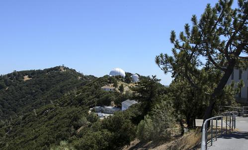 Mt Hamilton East Observatory