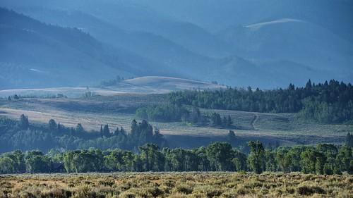 Jackson Hole, Wyoming   by mlaudisa
