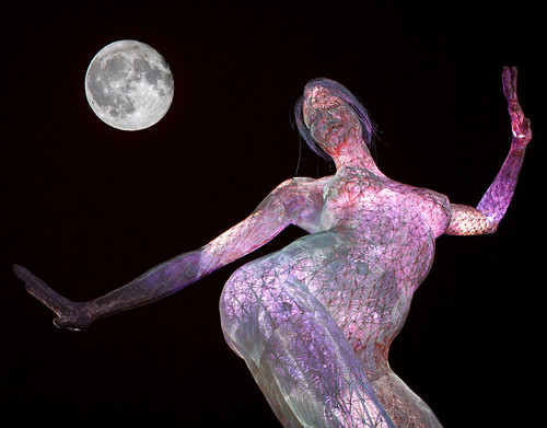 She Danced by the Light of the Moon | by J. DeRuosi