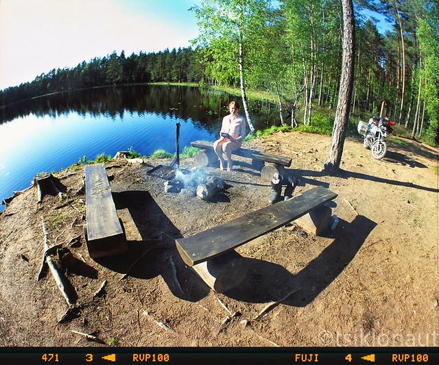 BBQ time in South Estonia