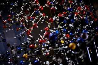 Alan Turing exhibition: Model of vitamin B12 by Dorothy Hodgkin | by p_a_h