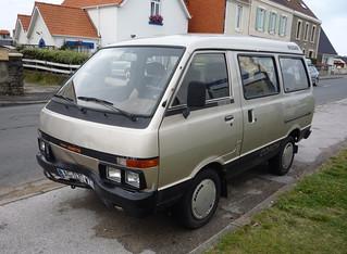 Nissan Vanette Coach (C220) | by Spottedlaurel