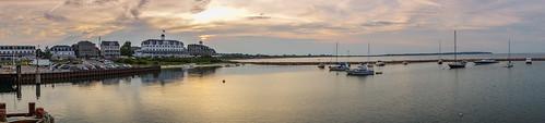 blockisland rhodeisland sethjdeweyphotography harbor panorama