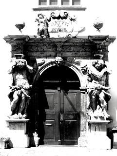 Bishop's palace, Ljubljana