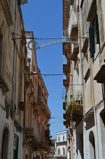 Getting Ready For The Lights Festival [Martina Franca - 23 July 2016]
