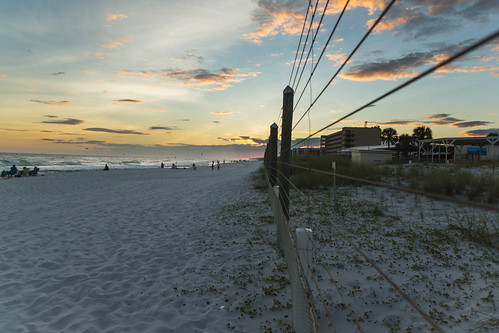 scenic fortwaltonbeach sunset florida unitedstates us