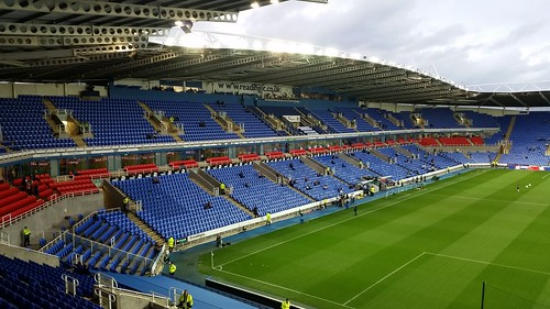 Reading v Ipswich Town, Madejski Stadium, SkyBet Championship, Friday 8th September 2016 | by CDay86