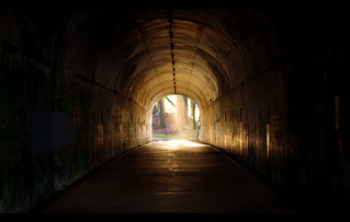 There's a light at the end of the tunnel | by L1mey