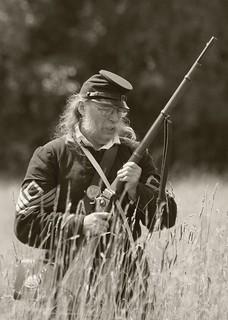 Hale Farm & Village Civil War Reenactment 2012