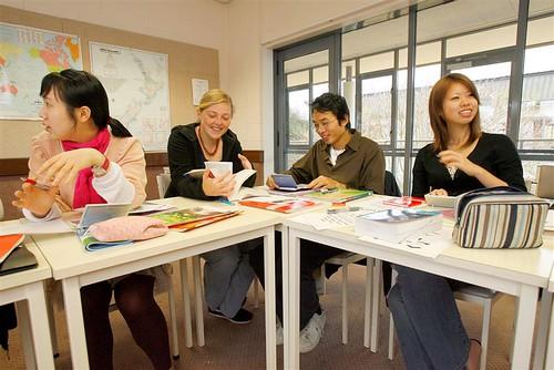 CCEL Students Studying 3 (Medium)