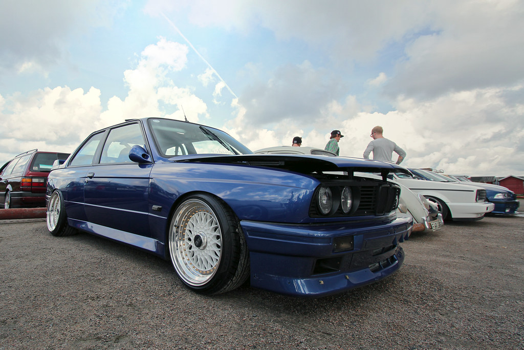Bmw M3 E30 Turbo Henrik Haugen Flickr