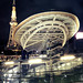 Nagoya TV tower with Oasis 21 by igh-033