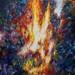 Dalla serie Porte Celesti, 01, senza titolo, 2012, 190x150 cm, olio su tela