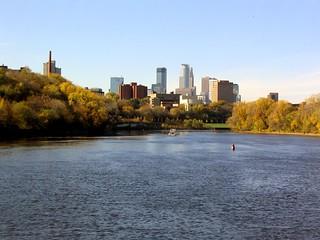 Minneapolis Skyline   by anthony arrigo