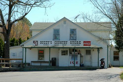 Buzzy's Country Store, Ridge (Joe Dunn)