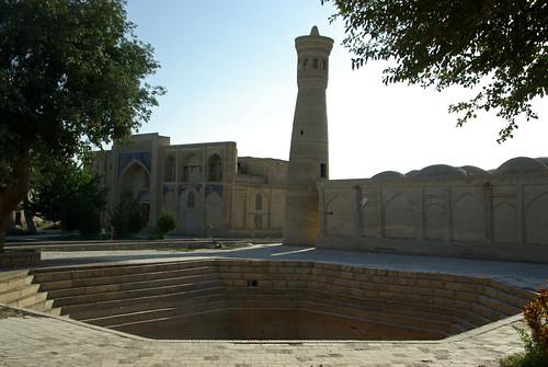 Khodja Gaokushan, Bukhara | by Sebastià Giralt