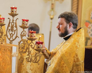 Божественная литургия 95