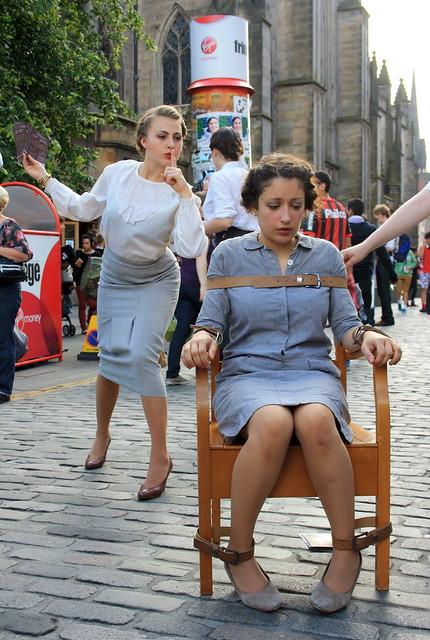 Edinburgh Fringe Festival 2012: