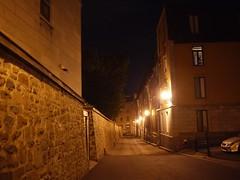 火, 2012-07-31 22:53 - 夜の Vieux-Québec