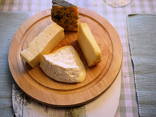 Cheese Selection | by Smabs Sputzer (1956-2017)